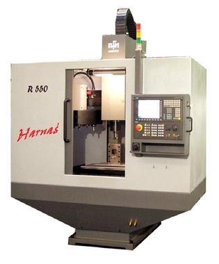 """CENTRUM PIONOWE CNC R550 """"Harnaś"""""""